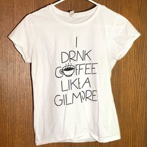 Tops - Gilmore Girls tee